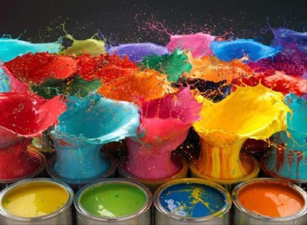 Типы красок для пола, стен, потолка и фасадов